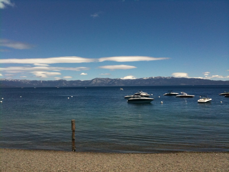 making each moment count at lake tahoe