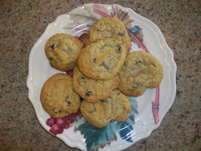 recipe for healthy cookies