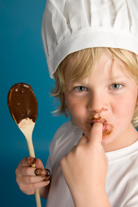 Eating out with kids: restaurant behavior