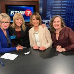 LIFT news interview KTVB news Channel 7 Idaho Genny Heikka Kirsten Holmberg Pam Strain