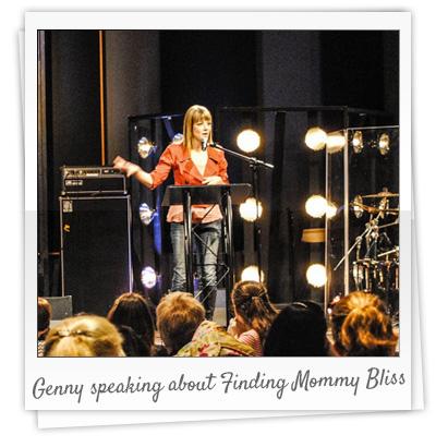 Genny Speaking