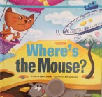 Genny Heikka children's book Where's the Mouse?