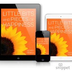 Genny Heikka Little Bits and Pieces of Happiness ipad and iphone book